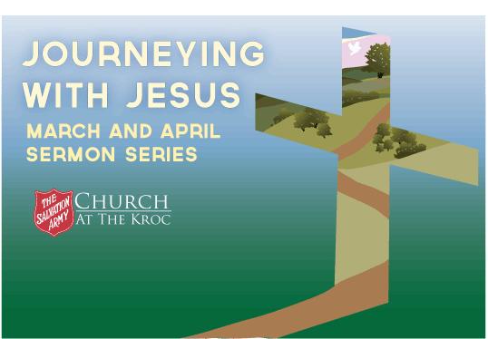 March & April Sermon Series